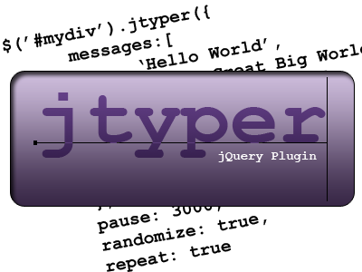 jtyper: The Making of a jQuery Plugin