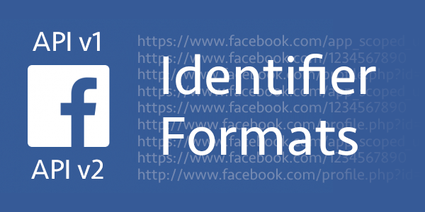 Facebook App-Scoped User IDs in API v2